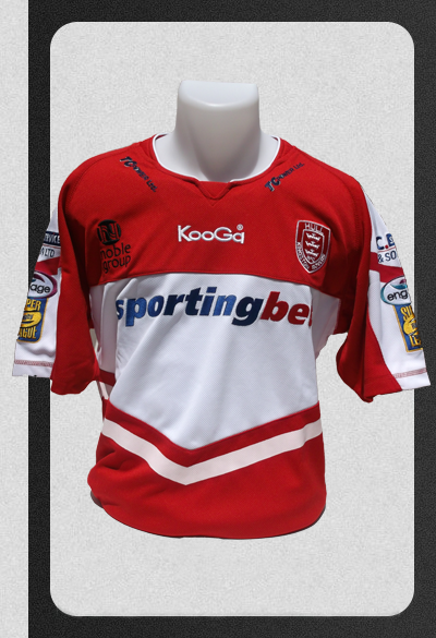 Maillot Super League et NRL