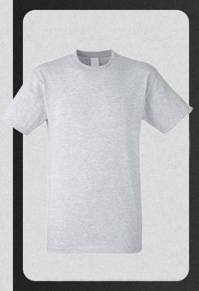 T-Shirt-Coton-Cadre