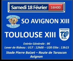 annonce match Toulouse web