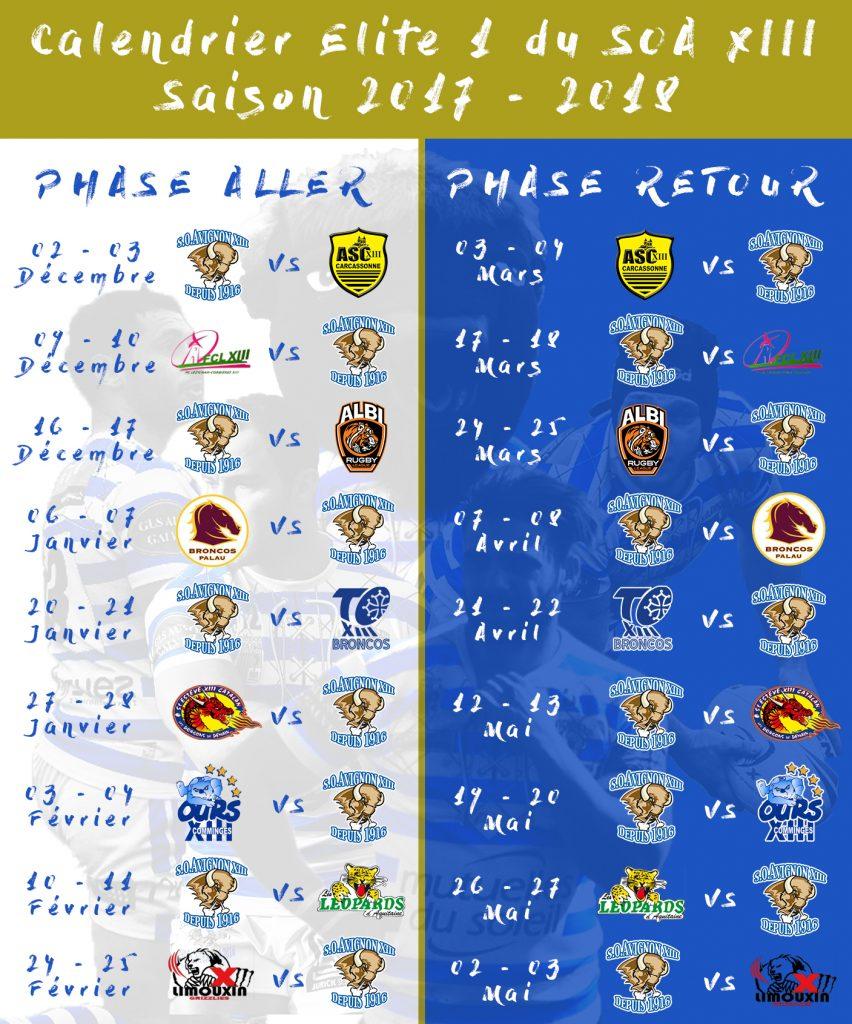 calendrier match copie