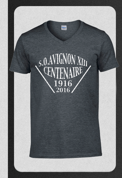 Tshirt-Coton-Centenaire-Cad