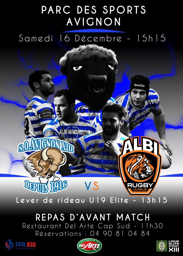 Affiche SOA vs ALBI copie
