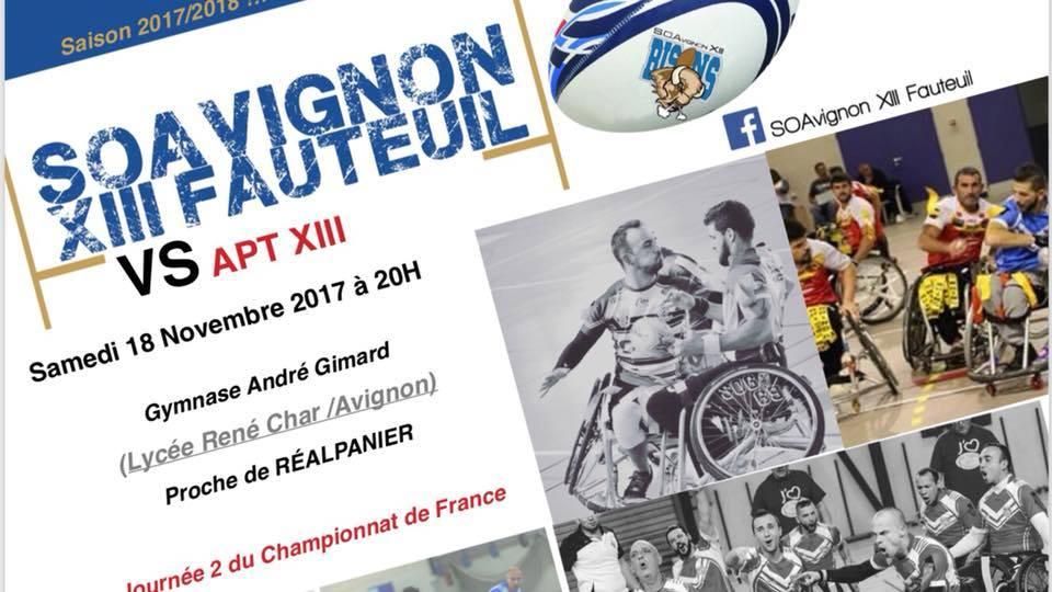 Avignon APt XIII Fauteuil