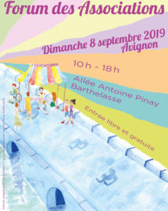 forum des associations - affiche