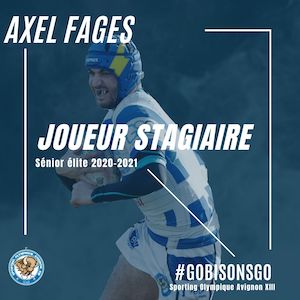Axel Fages -  formation élite